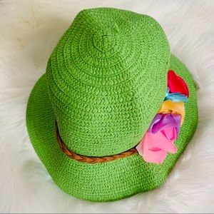 Accessories - Colorful straw hat